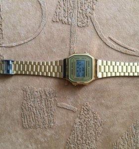 Часы Casio gold