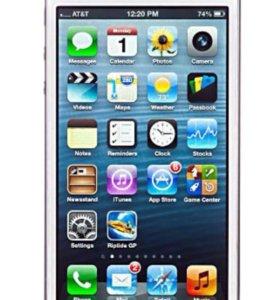 iPhone 5 (16 gb) только обмен