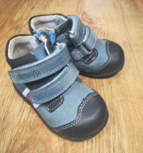 Обувь на малыша 18, 19 р-р
