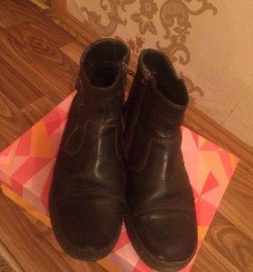 Ботинки Юничел 👦🏽