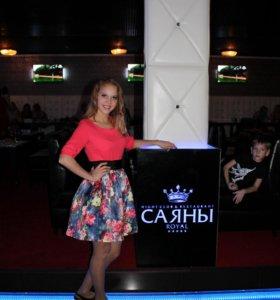 Платье на 13-14 лет