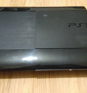 PlayStation 3 + PS Move в отличном состоянии