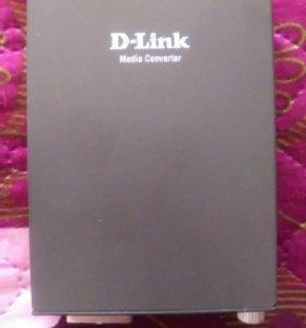 D-Link Media Converter