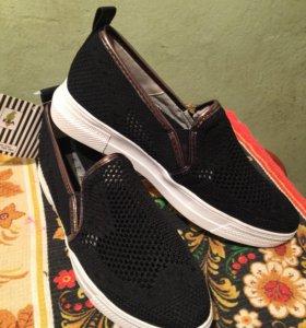 Балетки(ботинки)