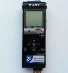 Цифровой диктофон Sony ICD-UX512