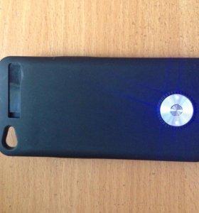 Чехол зарядка на айфон 4,4s