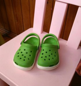Crocs детские 6/7 (23-24)