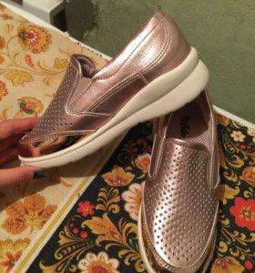 Ботинки (балетки)