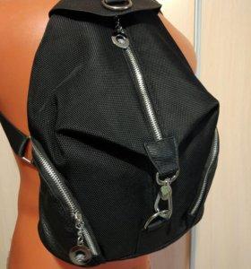 Женский рюкзак текстиль 7232