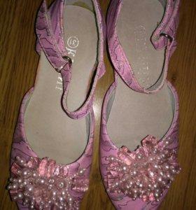 Обувь детская на девочку: туфли, ботинки