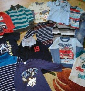 Вещи для мальчика 3-4 года, рост 98-104