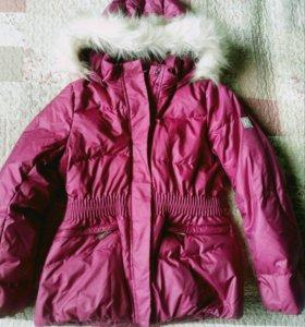 Куртка зимняя Reima 140+6 размер