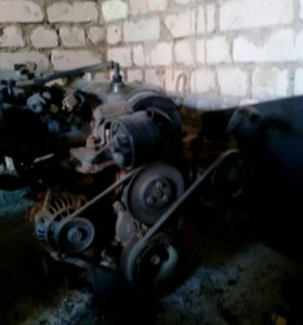 Mazda 323F, двигатель 1.5л