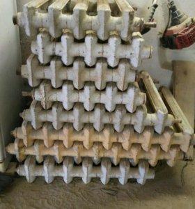 Радиаторы чугунные б/у МС-140М2-500