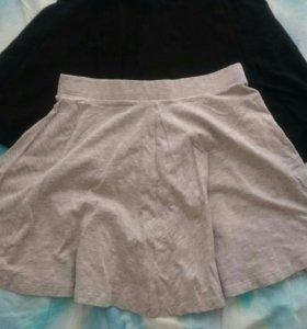 2 новые юбки