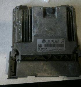 ЭБУ двегателем 1.8 Т cdab 3T0907115F