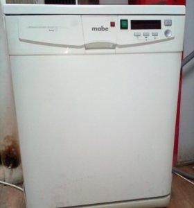 Продаётся посудомоечная машина Mabe MDW2 017X