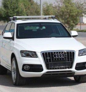 Багажник на Audi Q5