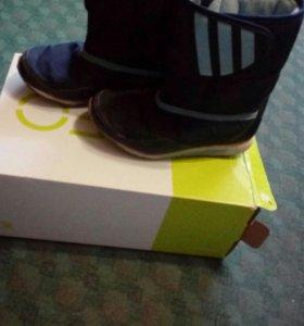 Демисизонные сапожки adidas