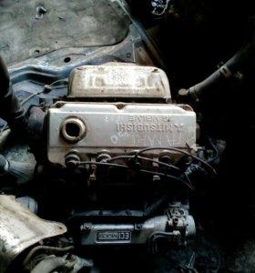 Mitsubishi galant, двигатель 1.8л, модель 4G93