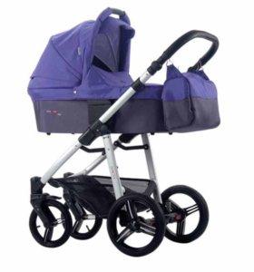 Детская коляска Bebetto Nico Plus (2 в 1)