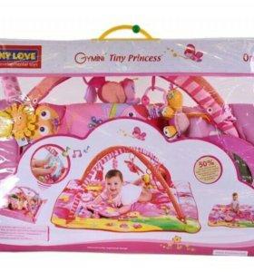 Развивающий коврик для принцессы