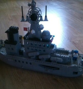 Лего крейсер