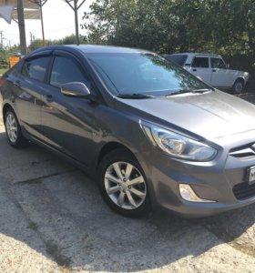 Продам Hyundai Solaris 2013 г.в