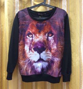 Свитшот свитер новый