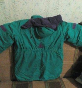 Куртка детская. Зимняя