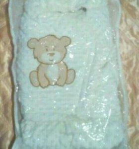 Конверт для новорожденных.