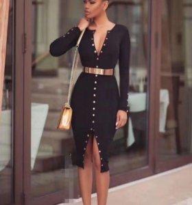 Платье бандажное!