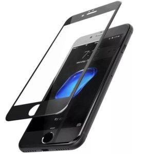 Защитное 3D стекло на iPhone 6 / 6s