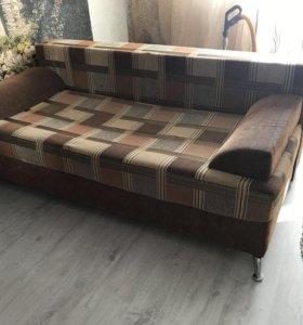 Диван-кровать( срочно )