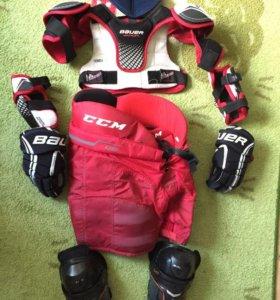 Хоккейная форма (детская на 4-6 лет)