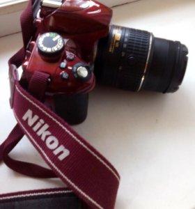 Зеркальный цифровой фото.Nikon-D3200 18_55 VRllKit