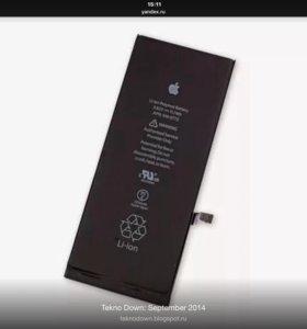 Аккумулятор для айфона 6