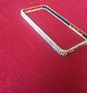 Рамка-чехол для iPhone 5s