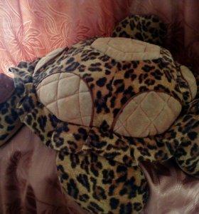 Подушка-черепаха