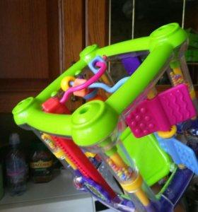 развивающая детская игрушка