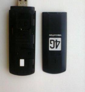 USB модем 4G МегаФона