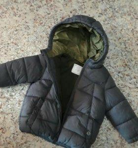 Куртка детская фирма Zara