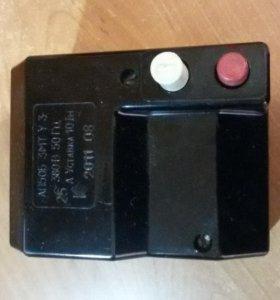 Автоматические выключатель АП50Б 25А