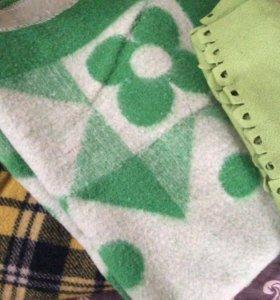 Одеяло и пледы