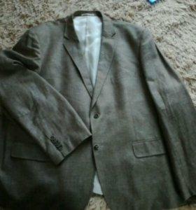 Пиджак новый, большой размер