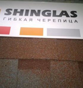 Гибкая Черепица Шинглас