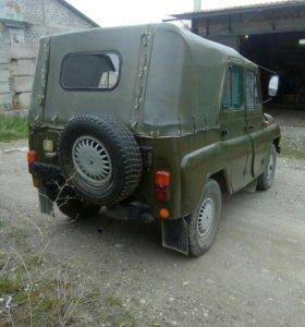 УАЗ 31215