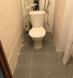 Туалет ванная умывальник