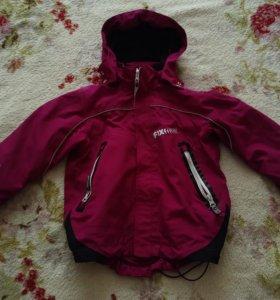 Куртки демисезонные на рост 110-116