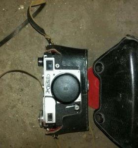 Фотоаппарат «КИЕВ»